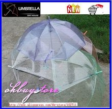 20piece/lot,Transparent umbrellas ,party & wedding , rose perfume umbrella,wine umbrella,auto umbrella,Chritmas X'mas Gift