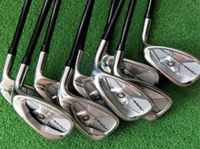 Brand New Boyea RMX Irons RMX Golf Forged Irons Golf Clubs 4-9PAS R/S Flex Steel Shaft With Head Cover