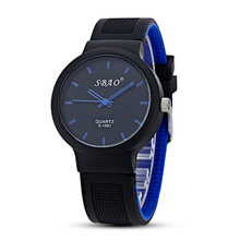 10 Model Fashion Men Watches Creative Design Dial Colorful Silicone Watchband Quality Manufacturing Wristwatches relogio FD0171