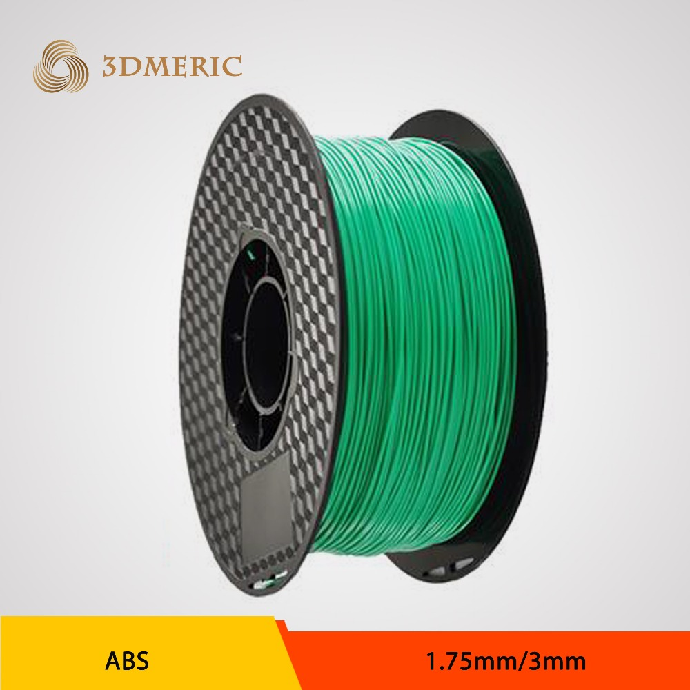 ABS 3D printer filament 1.75mm 1kg Makerbot/Reprap/Mendel/Ultimaker<br><br>Aliexpress