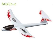 SZBCHE Hand Launch Throwing Glider Aircraft Inertial Foam EVA Airplane Toy Plane Model outdoor fun sports plane model toys(China)