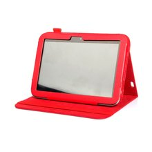 High quality Faux Leather stand case For Toshiba Excite Pure/Pro/Write tablet Cover sleeve(China)