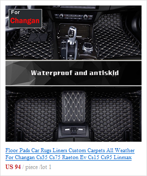 Nomad Auto Tailored Fit Durable Black Boot Liner Tray Mat Protector for Skoda Citigo