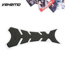 Motorcycle For Honda Moto Carbon Fiber Tank Pad Tankpad Protector Sticker Decals