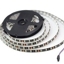DC12V 5M SMD5050 Led Tape Light RGB Waterproof IP65 Flexible Led Roll Lights Ribbon Colourful Lighting For KTV/Bar
