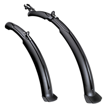 "New 72cm All-Inclusive Lengthen Mudflaps Bicycle Front Rear Mudguard 26"" Mountain Road Bike MTB 26er-Type Fenders Protector Set(China)"