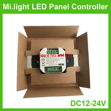 Freeshipping+Milight LED Controller Touch Switch Panel Adjust Brightness LED Dimmer Controller For LED Strip, Panel Light