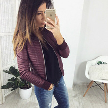 2017 Autumn Winter Dowm Jacket For Women Casual Fashion Black Pink Warm Slim Zipper Light Casual 90% White Duck Down Jacket(China)