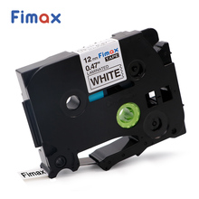 Fimax 14 Colori 12mm Compatibile Brother P-touch TZe231 TZe-231 TZe Nastri per Label Maker(China)
