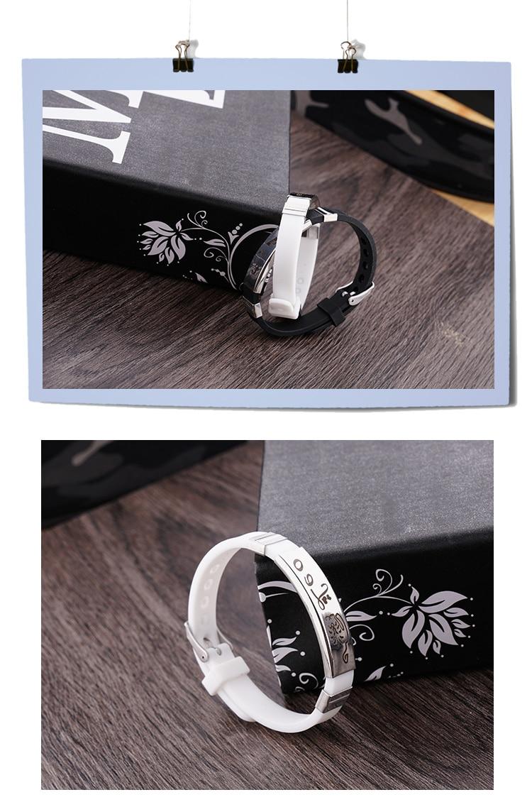 1pcs Wireless anti static hand ring anti-static wrist strap fashion bracelet to eliminate static electricity bangles