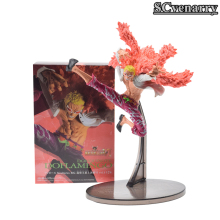 One Piece Figure Donquixote Doflamingo Luffy DXF PVC Action Figure Anime Toy Collection Model Gift 16cm