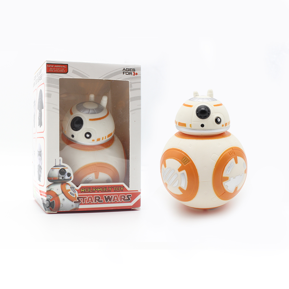 Star Wars 7 The Force Awakens Night Lights BB8 BB-8 BB 8 Droid Robot Action Figure 5 Toys For Children Birthday Gift<br><br>Aliexpress
