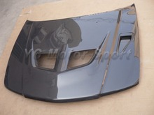 Car Accessories Carbon Fiber OEM Style Hood Fit For 1998-2000 EVO 5 6 Hood Bonnet(China)
