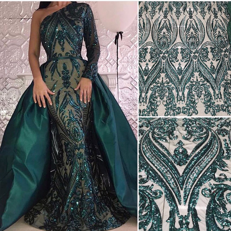 Custom Made One Shoulder Long Sleeve Evening Dresses 2019 With Detachable Train Prom Moroccan Kaftan Formal Party Gown