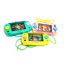Take it for your kids Tradditional Children game player water no batteries Handheld Game Players for child improve intelligence
