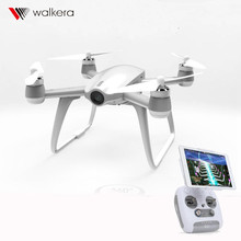 Xiangtat Original Walkera Aibao 2.4G 4CH WIFI FPV With 4K HD Camera APP Virtual Racing RC Quadcopter RTF 5200mAh Battery(China)