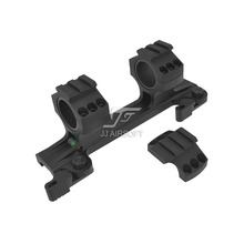 TARGET LaRue Style 25.4/30mm QD Rifle Scope Mount (Black)(China)