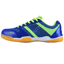 2017 Stiga Table Tennis Shoes Zapatillas Deportivas Mujer Mens women ping pong racket shoe sport sneakers CS-3621