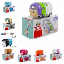 sulely dale Tomica Tomy Tsum Tsum Cartoon Diecast Metal Cars model toy Motors Gifts