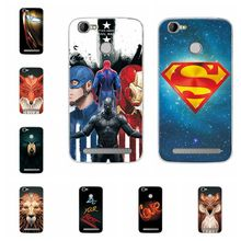 Buy YOUVEI Attractive Soft Silicon TPU Phone Case Cover Homtom HT50 Iron Man Print Case Coque Homtom HT50 HT 50 5.5 inch for $1.46 in AliExpress store