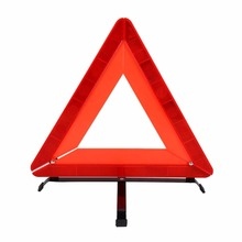 200 meters Reflective Distance Emergency Car Warning Triangle Road Parking Safety Warning Triangle Board Sign Emergency St