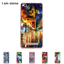 "For Xiaomi Redmi 4A Hongmi 4A  5"" Solf TPU Silicone Case  Mobile Phone Cover Bag Cellphone Housing Shell Skin Mask Shipping Free"
