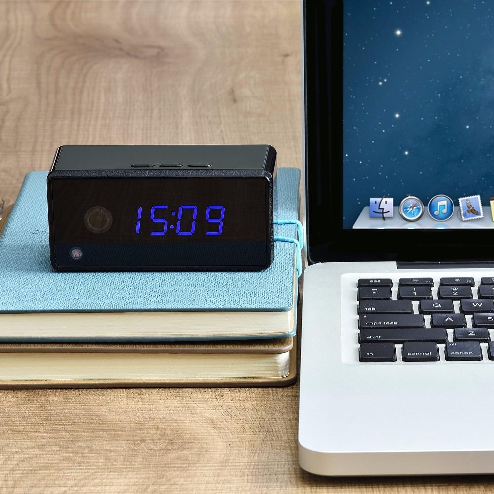 Table clock camera wifi mini camera 5
