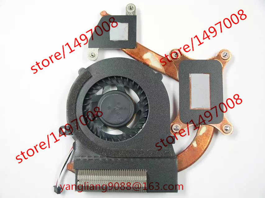Free Shipping DFS531105MC0T, FB05, BA81-14323A DC 5V 0.5A 3-wire 4-Pin connector 50mm Heat sink fan<br>