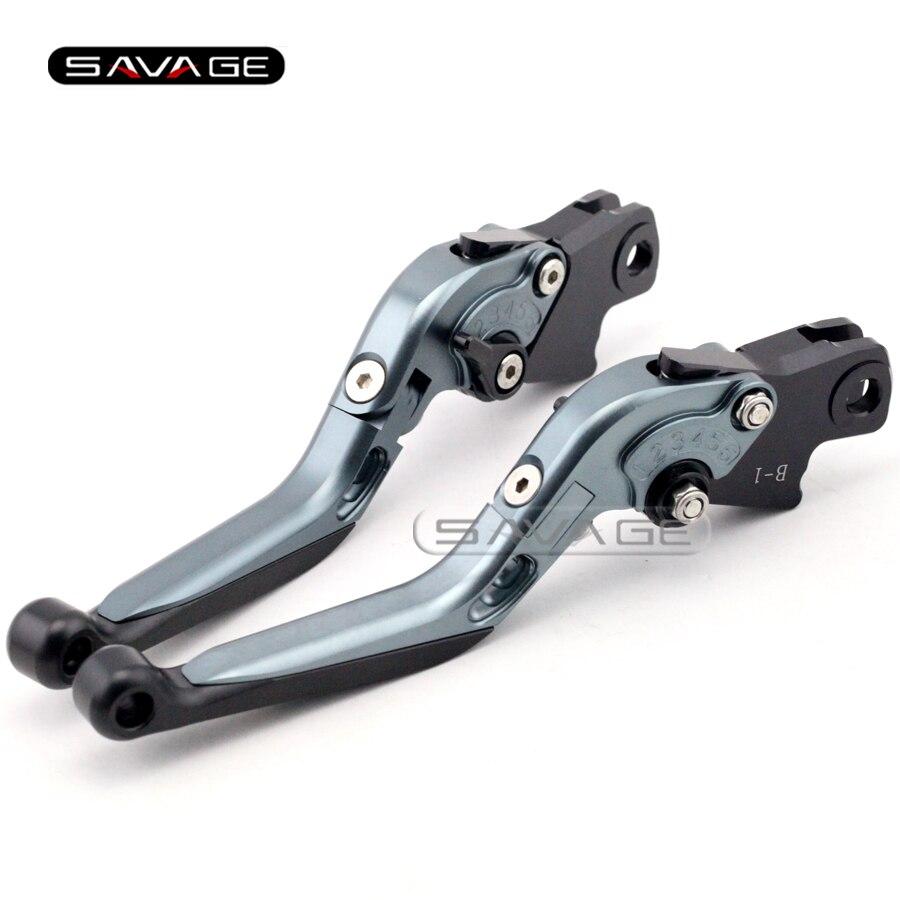 For BMW R1200R R1200RT/SE R1200S R1200ST R200GS /ADV Titanium Motorcycle Adjustable Folding Extendable Brake Clutch Levers<br>