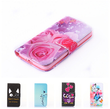 for Sony Xperia Z1 Compact D5503 M51W Z1 mini Tower Owl Flower Cute Tree Cover Wallet Stand Flip Leather Case Card Holder