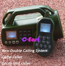 400 sounds 250 Yards Wireless remote controller animals birds hunting decoy caller hunting bird caller electronic game caller