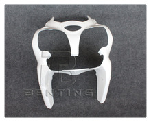Unpainted Front Nose Top Fairing For KAWASAKI ZX-6R ZX6R 636 2000-2002 ZZR600 ZZR 600 2005-2008