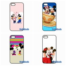 Minnie Mickey Mouse Phone Cases Cover For HTC One M10 For Microsoft Nokia Lumia 540 550 640 950 X2 XL