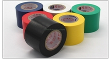 Electrical tape insulation adhesive tape PVC electrical tape 5 cm wide 18 Meters long 6 color optional(China)
