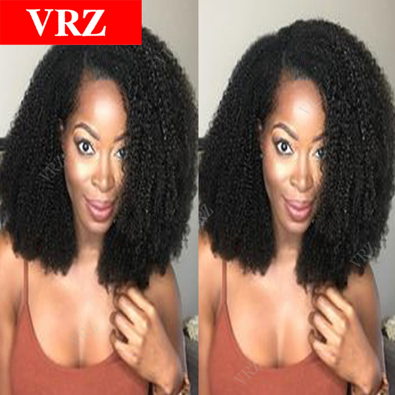 7A Human Hair Wig With Baby Hair Brazilian Virgin Curly Wigs Full Lace Human Hair Lace Front wigs for Black Women<br><br>Aliexpress