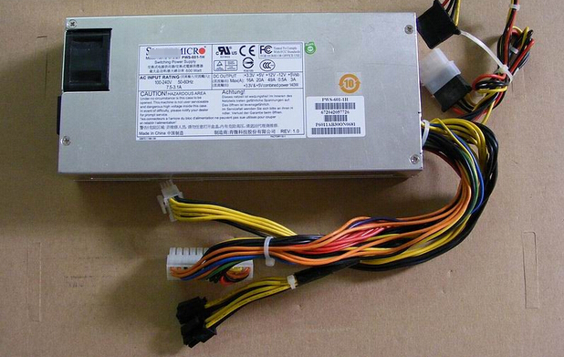 1U  Power Supply For PWS-601-1H 600W  Original 95%New Well Tested Working One Year Warranty<br><br>Aliexpress