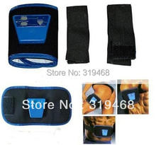 5pcs/lot RA AB Arm Leg Waist Massage Belt AB Gymnic Electronic Massager Sports Muscle Belt Nylon Free China Post Shipping