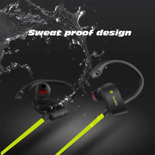 Sports Bluetooth Earphone 4.1 Stereo Earbuds Wireless Headset Bass Earphones with Mic In-Ear for iPhone 7 Samsung Phone Xiaomi