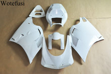 Wotefusi ABS Unpainted Bodywork Fairing For Ducati 748 916 996 1994 1995 1996 1997 1998 1999 2000 2001 2002  [CK1041]