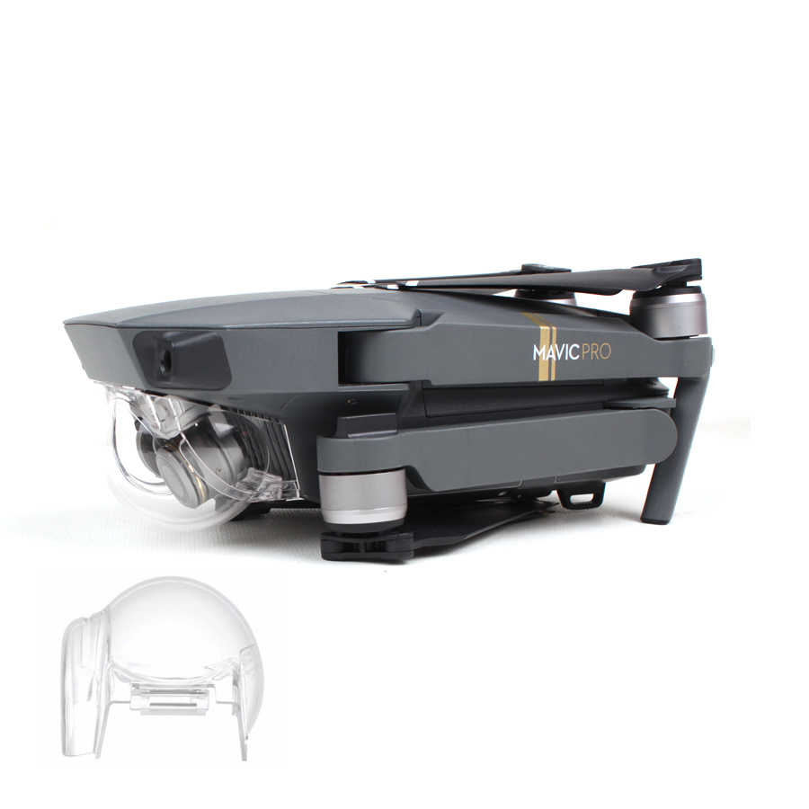 Gimbal Camera Protective Cover Plastic Lens Cap for DJI SPARK Accessories