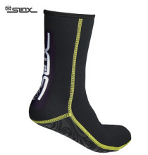 SLINX 3mm Neoprene Men Women Scuba Diving Socks Swimming Swimwear Wetsuit Prevent Scratch Warm Snorkeling Spearfishing Sock
