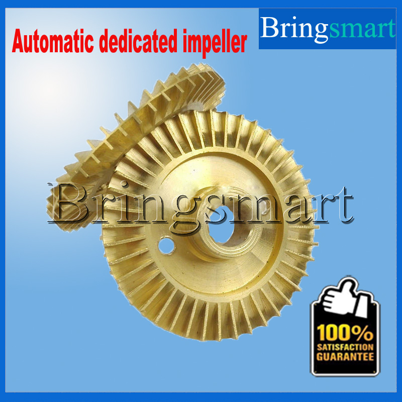 Free Shipping Automatic Hot and Cold Water Self-priming Booster Pump Hanjin Copper Impeller Pump Accessories<br><br>Aliexpress