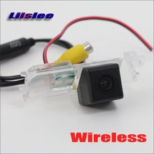 Liislee Wireless Car Rear View Camera For Skoda Roomster (Type 5J) 2006~2014 / HD Back Up Reverse Camera / DIY Plug & Play(China)