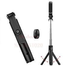 Buy Mobile Phone Selfie Stick Bluetooth Extendable Monopod Tripod 3 1 Universal Pau Palo Selfie Stick iphone 7 Samsung for $10.33 in AliExpress store