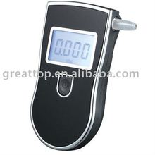 5pc/lot Blue screen Personal Digital Alcohol Tester Portable Breathalyzer - ALT-11(China)