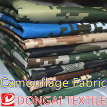 100cm*150cm twill print military camouflage fabric  for  Tooling.  work clothesfabrics
