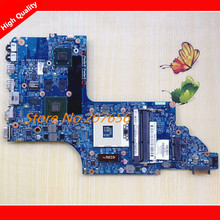 For hp dv7 dv7-7000 notebook motherboard 682016-501 48.4ST10.031 GT630M 2GB Physical picture
