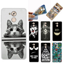Case For Coque Huawei Honor 6C Cases Silicon Soft TPU Cover Funny Joker Cat Cartoon Case For Huawei Nova Smart/Honor 6C 6 C 5.0""