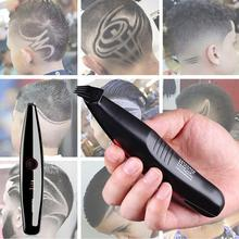 1Pc Brand Electric Hair Trimmer Rechargeable Haircut hair style Carving Trimmer Family Travel Barber Tool Y1-5