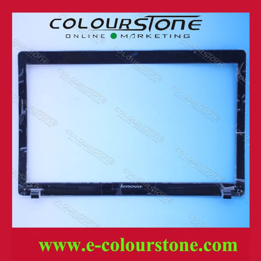 Genuine For Lenovo G580 Laptop 15.6 LCD Front Bezel Cover 60.4SH06.004 Cover B<br><br>Aliexpress